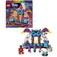 LEGO Trolls 41254 Конструктор ЛЕГО Тролли Концерт в городе Рок-на-Вулкане