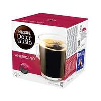Капсулы Nescafe Dolce Gusto, Американо, упаковка16 шт.