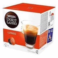 Капсулы Nescafe Dolce Gusto, Кофе Лунго,  упаковка16 шт.
