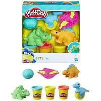"""Игровой набор Hasbro Play - Doh Плей-До """"Малыши-Динозаврики"""""""