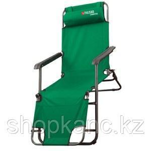 Кресло-шезлонг двухпозиционное 156*60*82cm PALISAD