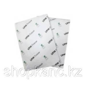 Бумага мелованная, матовая, пл.250 гр/м2, ф.72*104 см, 100 листов/пачка