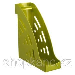 Лоток вертикальный ТОРНАДО зеленый  GLOSS ЛТ 438 СТАММ