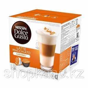 Капсулы Nescafe Dolce Gusto, Латте Маккиато,  упаковка16 шт.