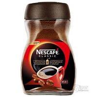 Кофе Nescafe Classic, 47.5 гр.