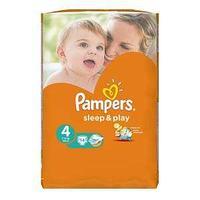 Подгузник Pampers Sleep & Play Maxi (7-14 кг), 14шт