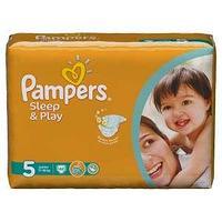 Подгузник Pampers Sleep & Play Junior (11-18 кг), 42шт
