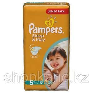 Подгузники Pampers Sleep&Play Junior 5 (11-18кг.) JUMBO PACK 58шт