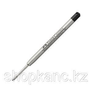 Стержень М, для шариковой ручки, чёрный.