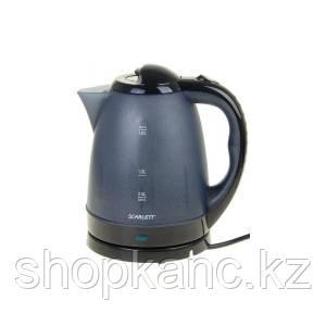 Электрический чайник Scarlett SC-229 черный