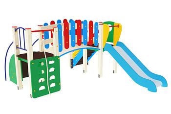 Детский игровой комплекс «Карапуз»