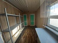Кухня (раздаточная и варочная) из двух 40 футовых контейнеров, фото 1