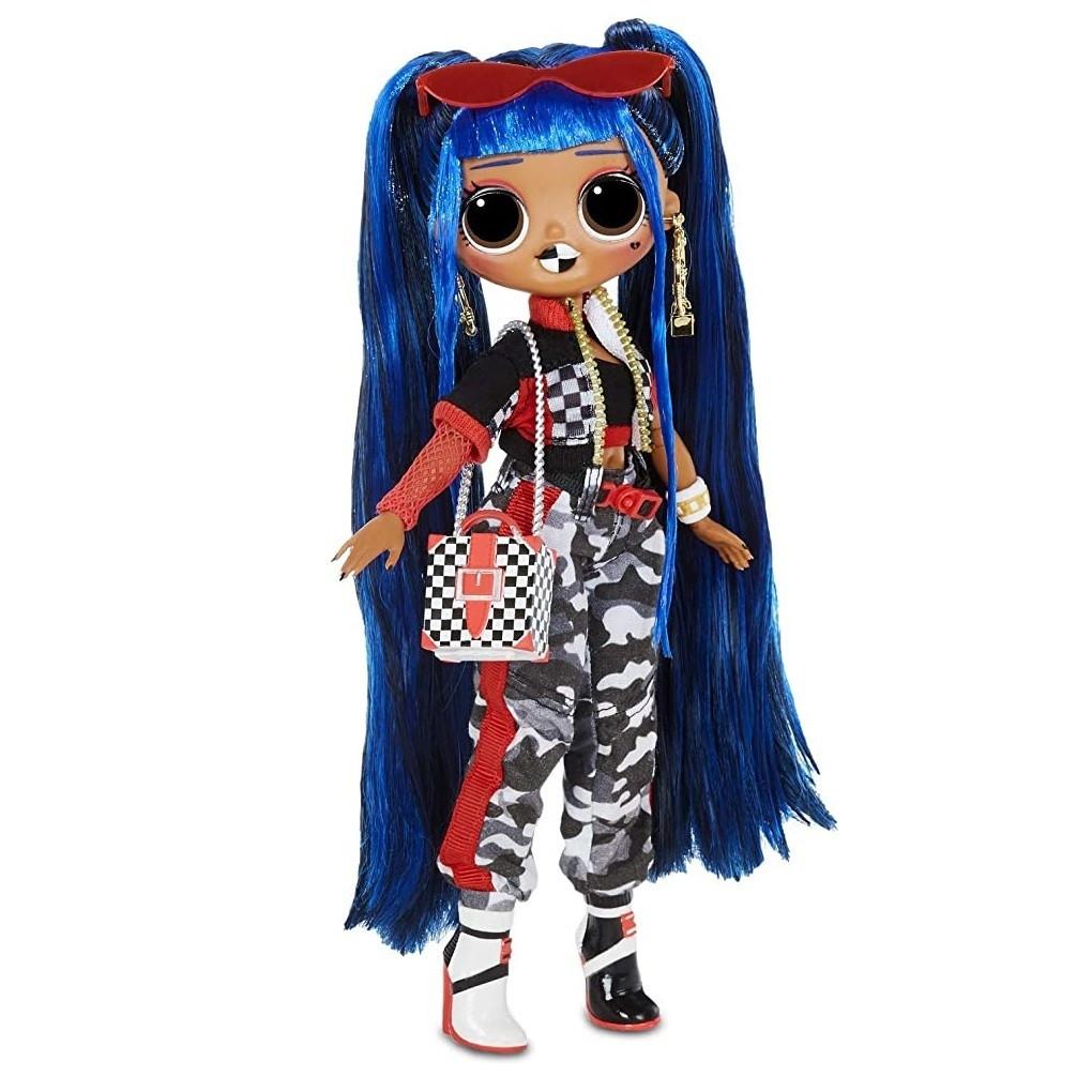 LOL OMG Модная Кукла Даунтаун БиБи (Downtown B.B.), 2 серия, 2 волна, ЛОЛ ОМГ - фото 1