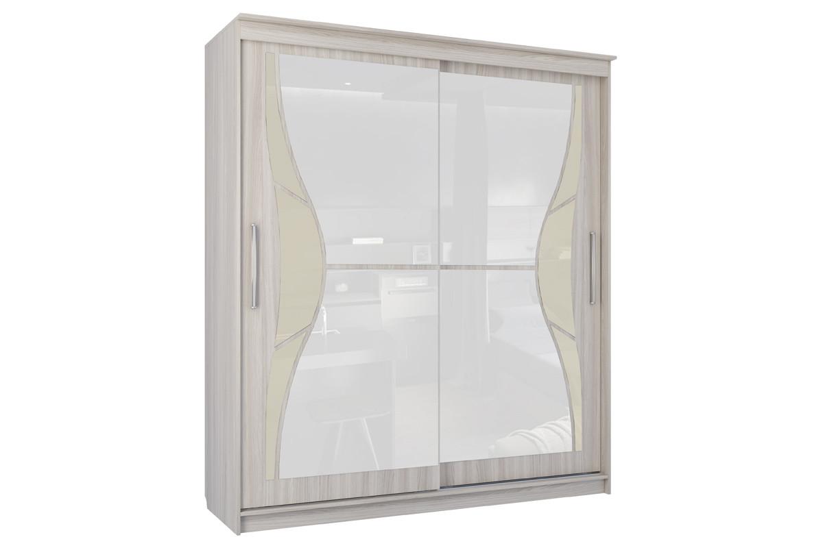 Шкаф для одежды 2Д  № 16, Шимо светлый, СВ Мебель (Россия)