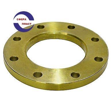 Фланец стальной ответный приварной 350 Ду- Ру-16 ГОСТ 12820-80