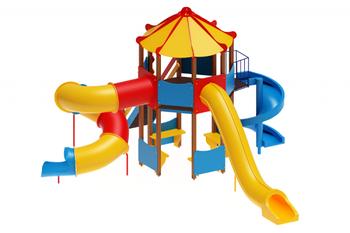 Детский игровой комплекс Шапито