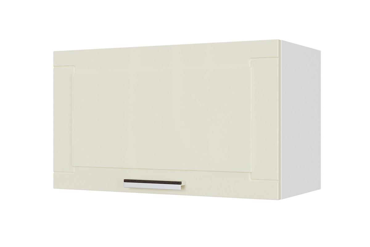 Шкаф над газом 600, 1Д , модульной системы Геометрия, Ваниль, СВ Мебель (Россия)