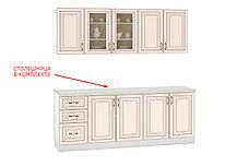 Комплект мебели для кухни Империя 2000, Бежевый, MEBEL SERVICE(Украина), фото 2