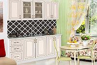 Комплект мебели для кухни Империя 1800, Бежевый, MEBEL SERVICE(Украина)