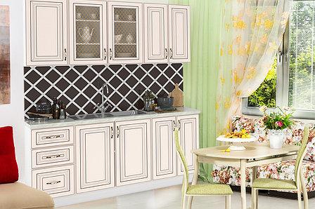 Комплект мебели для кухни Империя 1800, Бежевый, MEBEL SERVICE(Украина), фото 2