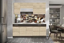 Комплект мебели для кухни Грета 2000, Сонома, MEBEL SERVICE(Украина)