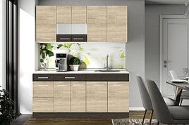 Комплект мебели для кухни Грета 1800, Сонома, MEBEL SERVICE(Украина)