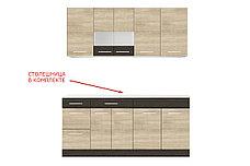 Комплект мебели для кухни Грета 1800, Сонома, MEBEL SERVICE(Украина), фото 3