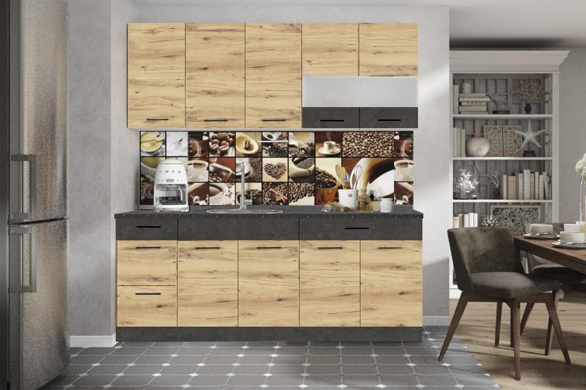 Комплект мебели для кухни Грета 2000, Грената, MEBEL SERVICE(Украина)