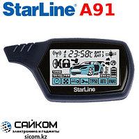 Пульт StarLine A91 / Брелок / Автосигнализация Старлайн А91