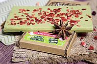 Шоколад белый Мята и клубника 100 г Сибирский Клад