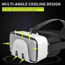 Очки-шлем виртуальной реальности VR SHINECON G3.0 3D, фото 3
