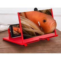 Экран подставка  увеличивающая с подставкой  для смартфона с эффектом 3D, фото 2