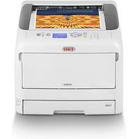 Принтер лазерный OKI C833n