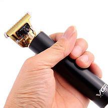 Станок для бритья и стрижки волос беспроводной  VGR NAVIGATOR V-087, фото 2