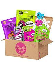 Подарочный набор средств по уходу за кожей лица, тела и волос BEAUTY BOX BEAUTYMANIA, 6 средств, Vilenta