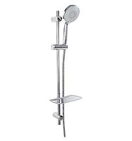 Душевая стойка/штанга для ванны и душа BRAVAT D154CP-2-RUS WATERFALL