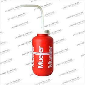 Бутылка для воды Mueller MSM Quart Bottle 950 мл, 020540, красный цвет