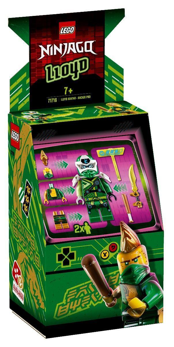 Ниндзяго игровой автомат ллойда лего игровые автоматы лампа