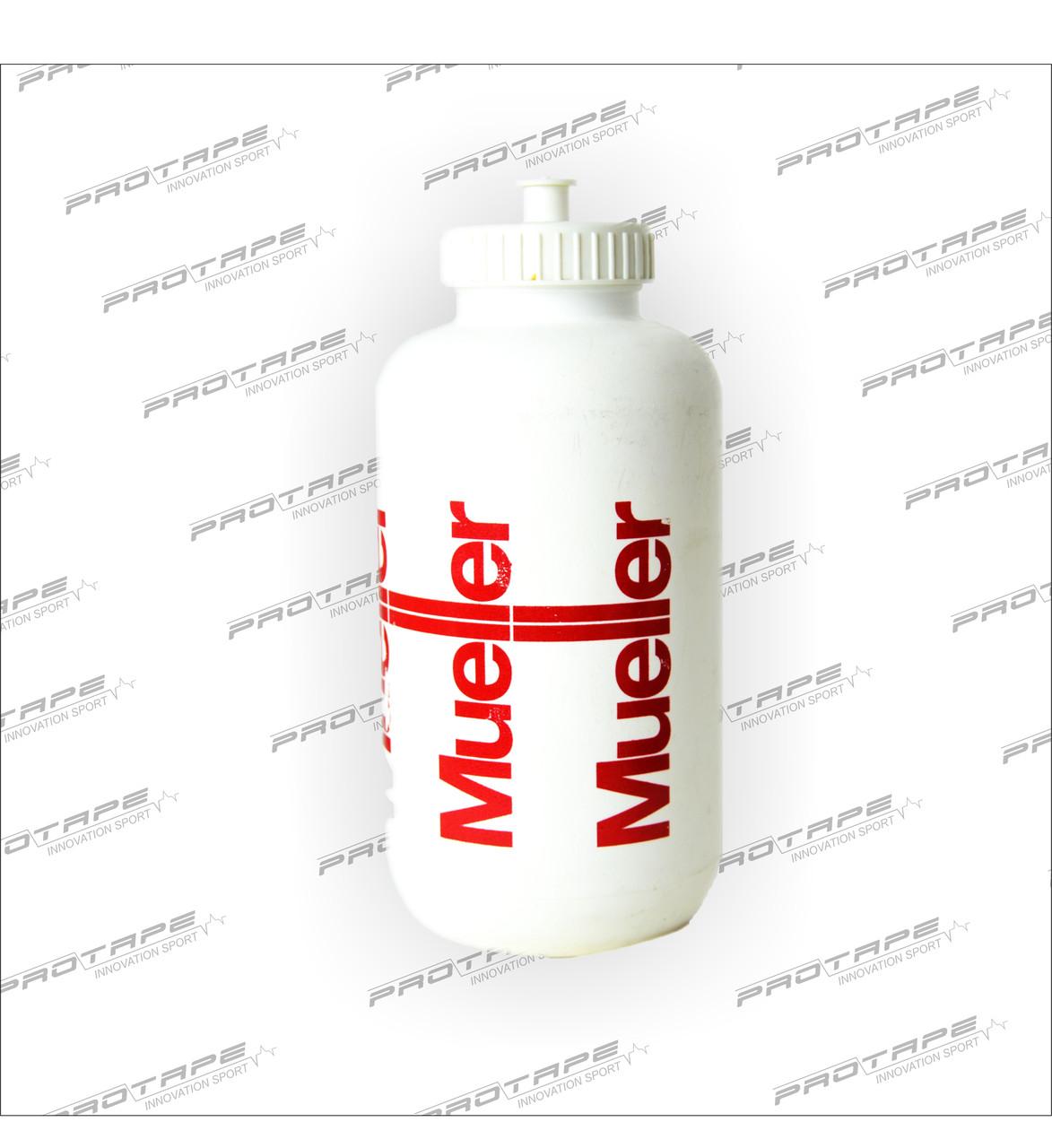 Бутылка для воды Mueller MSM Quart Bottle 950 мл, 020551 , белый цвет