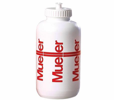Бутылка для воды Mueller MSM Quart Bottle 950 мл, 020551 , белый цвет, фото 2