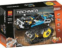 """Конструктор Аналог лего Lego Technic 42095 Lari Technica """"Скоростной вездеход"""" на р/у 2 в 1, 418 деталей"""