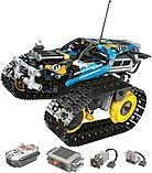 """Конструктор Аналог лего Lego Technic 42095 Lari Technica """"Скоростной вездеход"""" на р/у 2 в 1, 418 деталей, фото 2"""