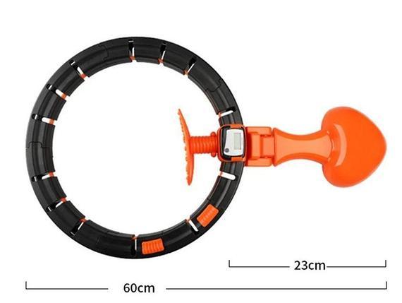 Обруч HULA HOOP 2020 с компьютером для спорта  и фитнеса, фото 2