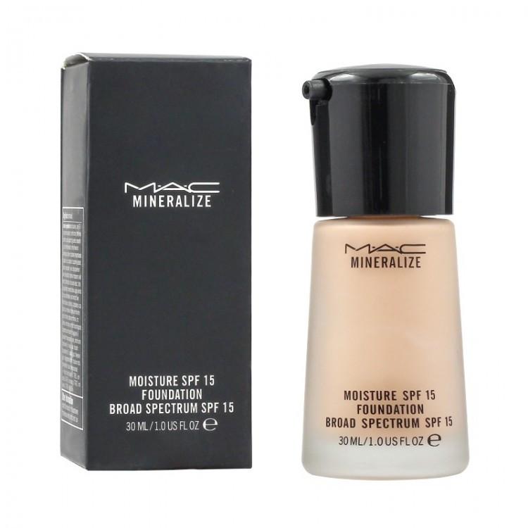 Тональный крем для лица MAC Mineralize тон  NC 15