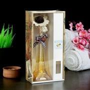 "Набор подарочный""Эйфелева башня""(ваза,2 палочки с шариками,декор,аромамасло 30 мл), ваниль, фото 2"