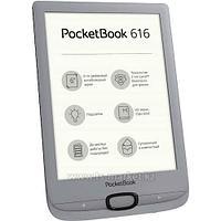 Электронная книга PocketBook PB616 (S-CIS серебро)