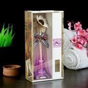 "Набор подарочный""Эйфелева башня""(ваза,2 палочки с шариками,декор,аромамасло 30"