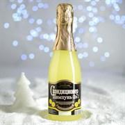 """Шампунь-кондиционер для волос 2в1 """"Золотое Шампанское"""" для кристального блеска, 450 мл"""