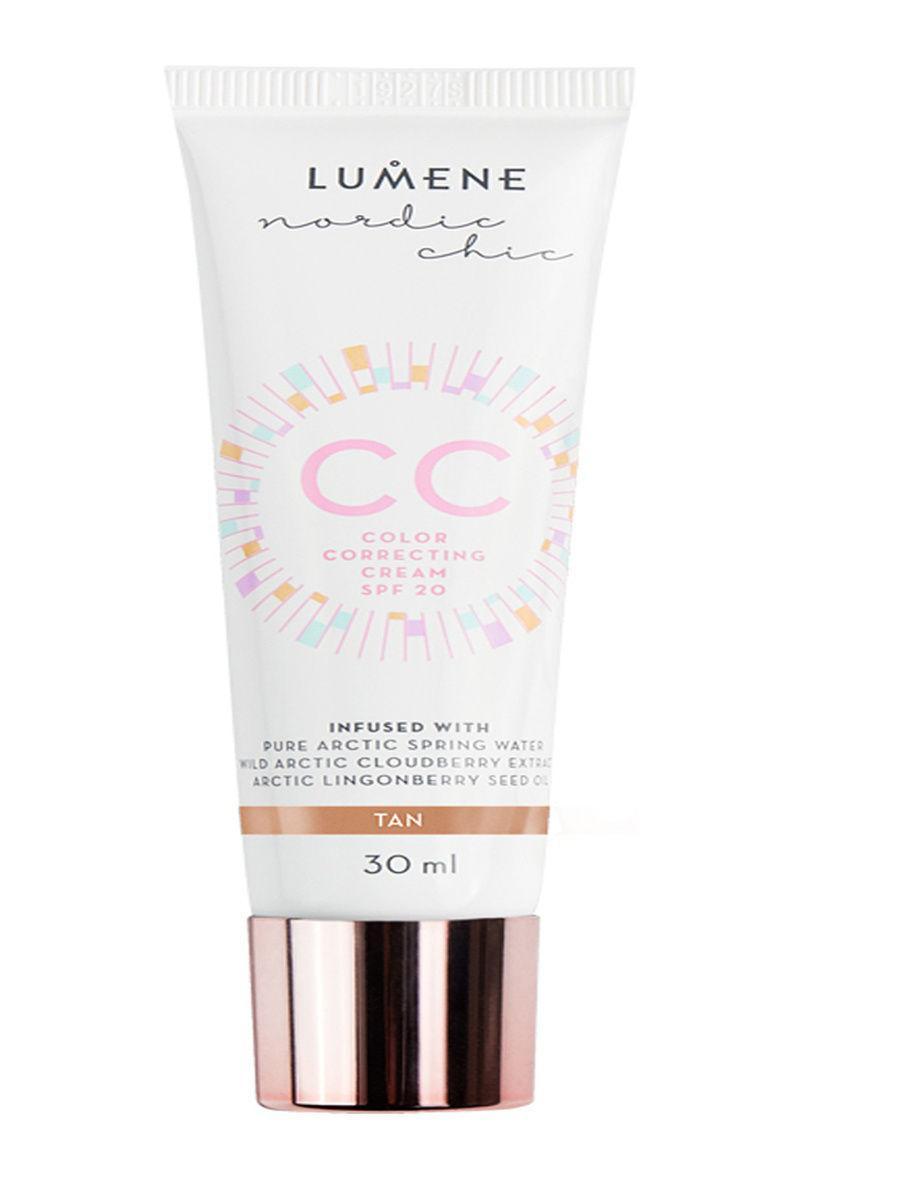 Lumene / Lumene CC-крем Абсолютное совершенство SPF 20, оттенок Темный/Tan
