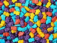 Конфеты RUSGUM Зверята в упаковке (1 кг)